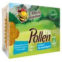Pollen Cru de Fleurs de Montagne Bio