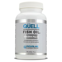 Qüell Fish Oil EPA/DHA Plus D