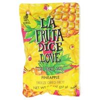 Snack de Piña Fruta Liofilizada