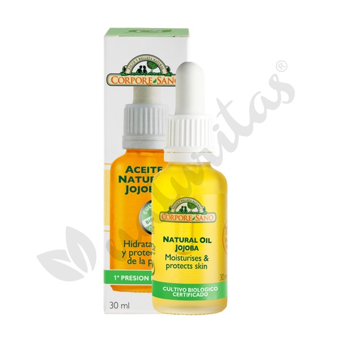 Aceite Facial 100% puro de Jojoba
