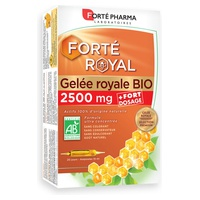 Forté Royal Gelée Royale BIO 2500mg