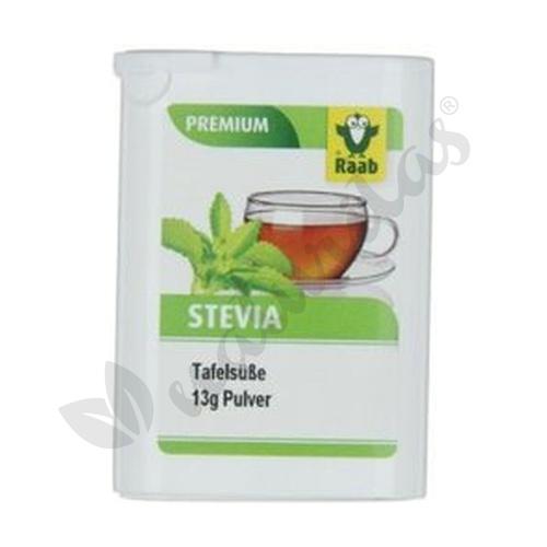 Stevia En Polvo  13 Gr de Raab