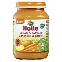Potito de Zanahoria y Patata Bio 190 gr de Holle