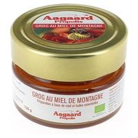 Organic mountain honey grog