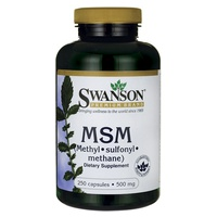MSM Methylsulfonylmethane 500 mg