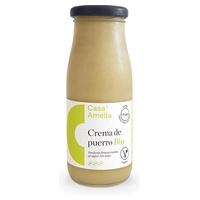 Crème de poireaux bio