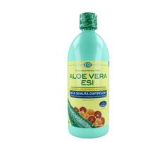 Aloe vera blood orange juice