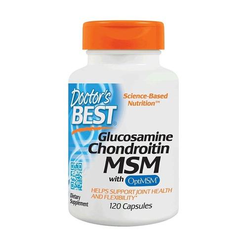 Glucosamina Condroitina MSM con OptiMSM