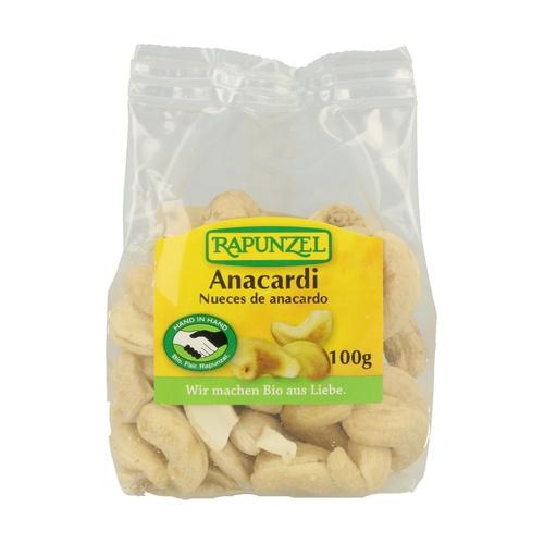 Anacardos Bio 100 gramos de Rapunzel