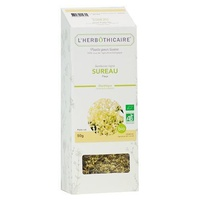 Organic elderberry flower