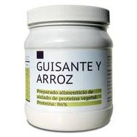 Proteína Vegetal Guisante y Arroz