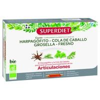 Cuarteto Harpagofito Articulación 20 ampollas x 15 ml de Super Diet