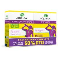 Pack Détox + Drainage Aquilea -50% Remise