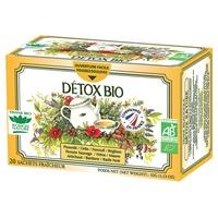 Organiczna herbata ziołowa Detox Nature