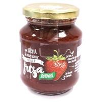 Strawberry Jam with Stevia