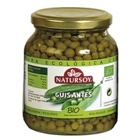 Organic Cooked Peas
