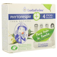 Phytorespir + 4 Sticks Inhaladores