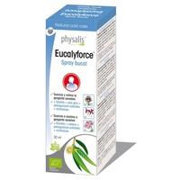 Eucalyforce Spray Bucal Bio