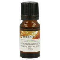 Óleo Essencial Incenso Ayurveda