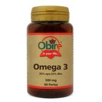 Omega 3 35% Epa 25% Dha 500 mg