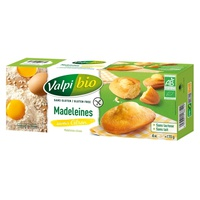 Cytrynowe Madeleines