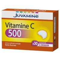 Tabletki do żucia witaminy C 500