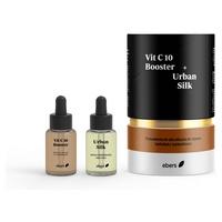 Vit C10 Booster + Urban Silk
