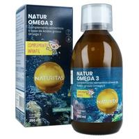 Natur Omega 3 flüssiges Kind