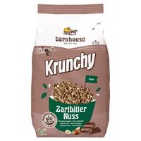 Muesli Krunchy con avena, chocolate negro y avellanas