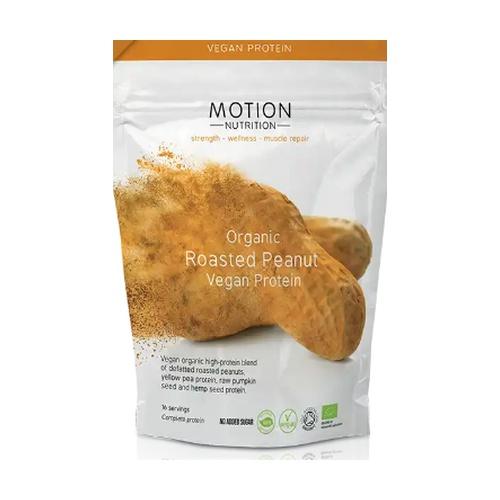 Organic Roasted Peanut Vegan Pro