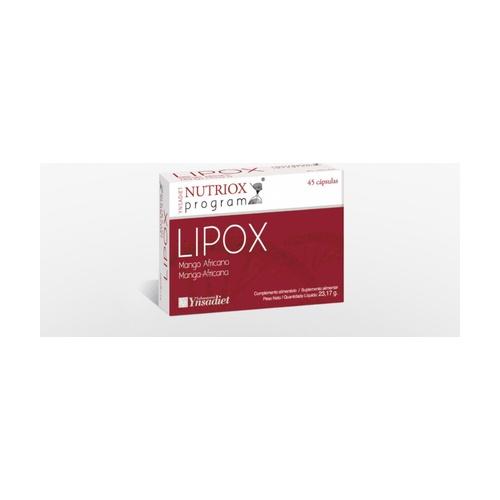 Lipox (Mango Africano)