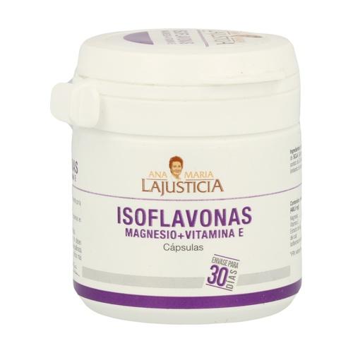 Isoflavonas con Magnesio y Vitamina E
