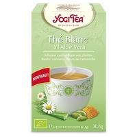 Biała herbata z aloesem
