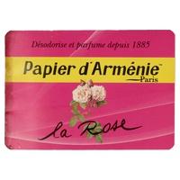 """Cadernetas de Papel de Arménia """"La Rosa"""""""
