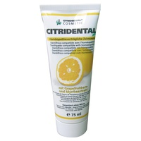 Citridermal cream toothpaste