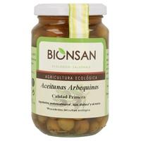 Aceitunas Arbequinas Eco 200 Gr de Bionsan