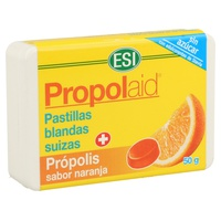 Propolaid Pastillas Blandas de Própolis Sabor Naranja