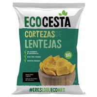 Cascas de lentilhas orgânicas