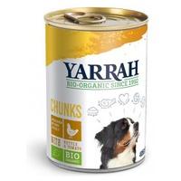 Comida para Perros adultos con Trozos de Pollo