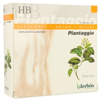 Plantaggio Hb 20 ampollas de Derbos