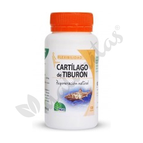 Cartílago de Tiburón 120 cápsulas de Mgd