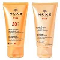 Face Cream SPF 50 + Free After Sun Refreshing Milk