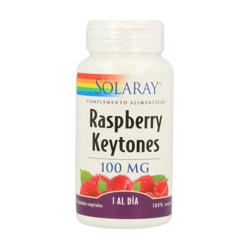 Raspberry Keytones