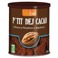 Breakfast Organic cocoa