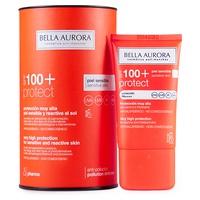 Protetor solar de pele sensível SPF100
