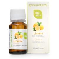 Aceite esencial orgánico de limón