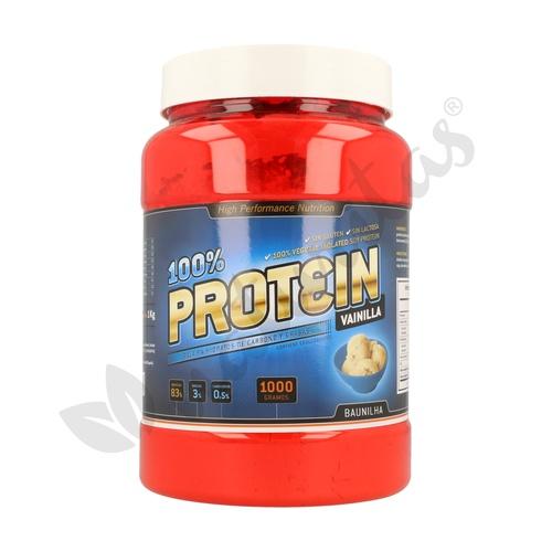 Proteinas 100% (Sabor Vainilla)