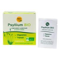 Single dose organic psyllium