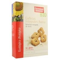 Biscotti Di Avena Integrali Biologici Senza Glutine