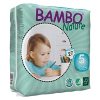 T5 Junior Diapers (12-22 kg) ECO